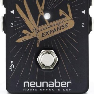 Neunaber Audio Effects Expanse Series Tool / Selectable True/Buffered Bypass