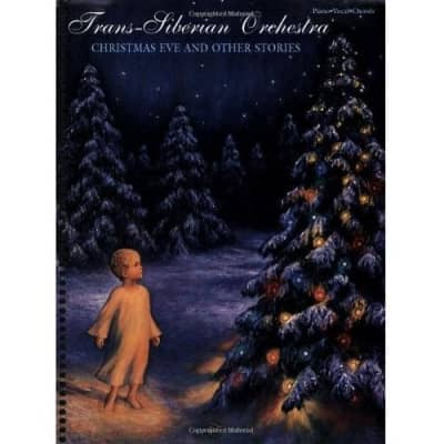 Trans-Siberian Orchestra: Christmas Eve and Other Stories (Piano/Vocal/Chords)