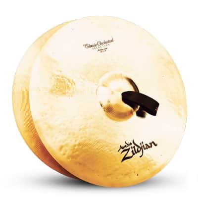 "Zildjian 22"" A Classic Orchestral Selection Medium Light Cymbal"