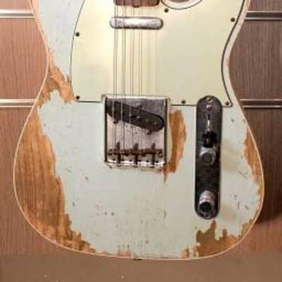 Fender custom shop telecaster custom '60 relic for sale
