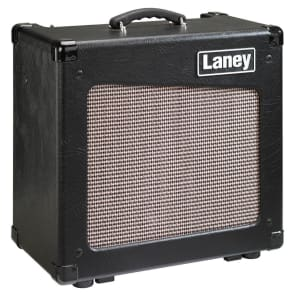"Laney CUB12R 15-Watt 1x12"" Tube Guitar Combo Amp with Reverb"