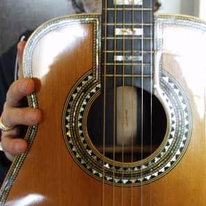 Bozo Podunavac Requinto  3/4 acoustic Custom made for Harvey Mandel 1967 One of a kind...Rare for sale
