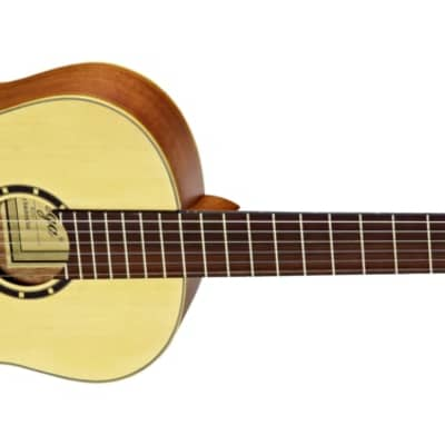 Ortega Family Series Spruce Slim Neck Acoustic Guitar for sale