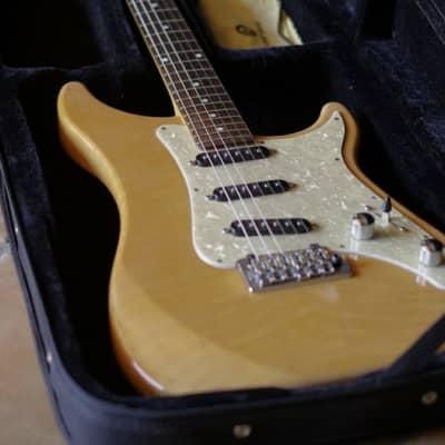 Vigier Expert Texas Blues 2001 Natural for sale