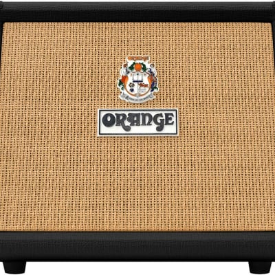 Orange Crush Acoustic 30 30-Watt 1x8 2-Channel Acoustic Combo Amplifier (Black)