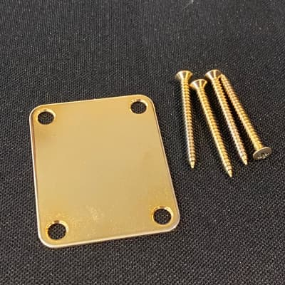 Stew Mac Neck Plate Gold for sale