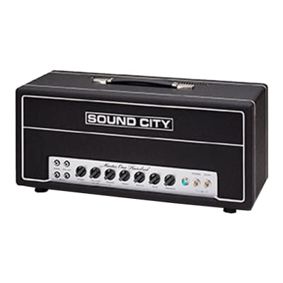 Sound City Master One Hundred Guitar Head for sale
