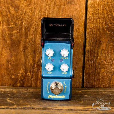 Joyo JF-312 Pipebomb - Compression Mini Guitar Pedal