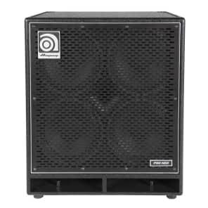 "Ampeg PRO NEO 410HLF 4x10"" Neodymium 850-Watt Bass Cabinet"