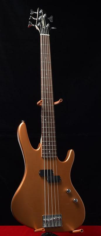 washburn xb 105 metallic bronze 5 string bass reverb. Black Bedroom Furniture Sets. Home Design Ideas