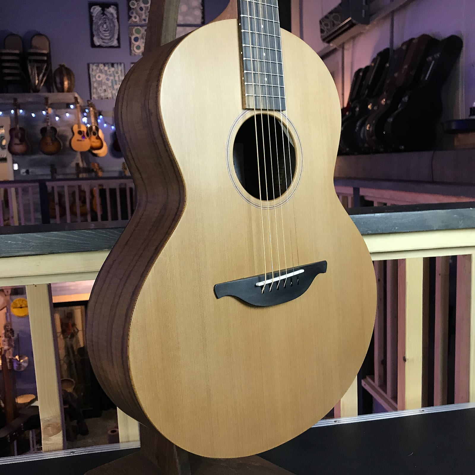 Sheeran by Lowden S-01 AVAILABLE Walnut/Cedar Guitar