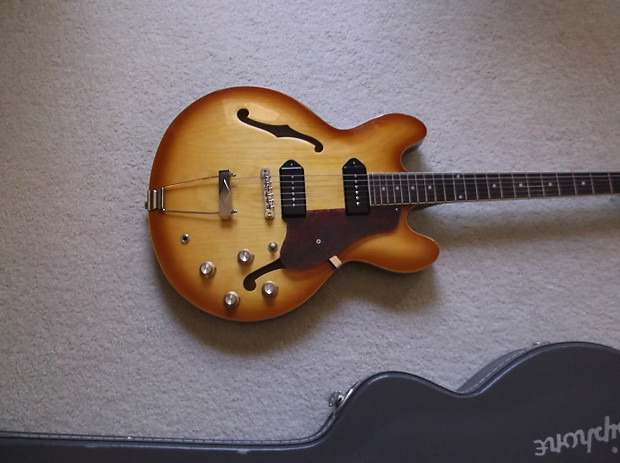 Epiphone casino reissue 7 clans casino hotel and waterpark thief river falls