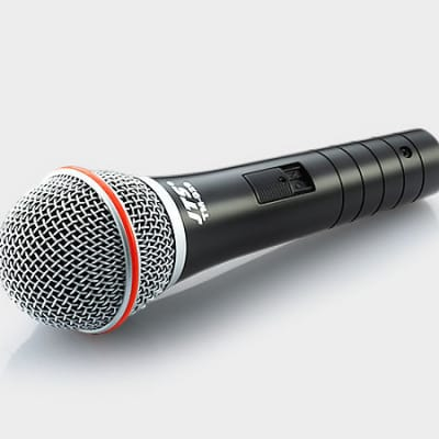 JTS TM-929 dynamic vocal microphone with XLR Cable and Pouch