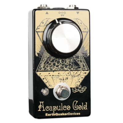 EARTHQUAKER DEVICES ACAPULCO GOLD OVERDRIVE for sale