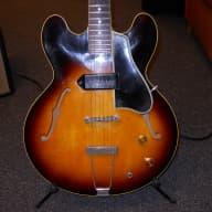 Gibson ES-330 1961 Brown Sunburst