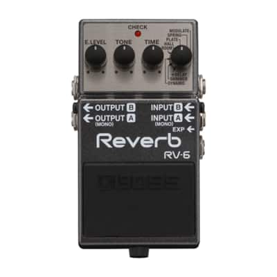 Boss RV-6 Digital Reverb & Delay for sale