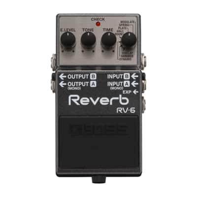 Boss RV-6 Digital Reverb & Delay for sale