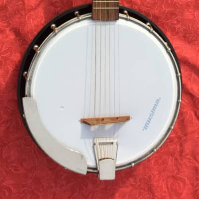 Musima Banjo 6 Strings 1970 Sunburst for sale
