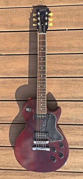 Gibson Les Paul Junior Special 2010 Vintage Cherry