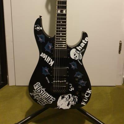 Esp Jeff Hanneman Signature 2006 Black for sale