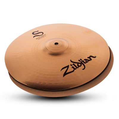 """Zildjian 14"""" S Series Rock Hi-Hat Cymbals (Pair)"""