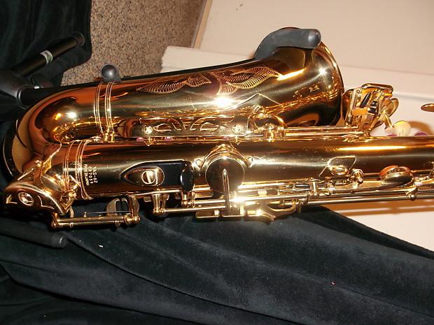 Yamaha yas 62 alto saxophone refurbished excellent for Yamaha 62 alto saxophone