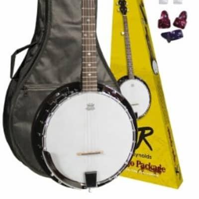 J. Reynolds JRBANPK 5-String Banjo Starter Pack - LOCAL PICKUP ONLY for sale