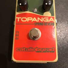Catalinbread Topanga reverb pedal