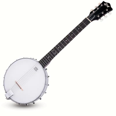 Kay Open Back 6 String Banjo | Nickel Plated Aluminum Rim | Free Gig Bag - Rare and Unique (2004) for sale