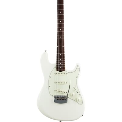 Music Man Cutlass SSS Ivory White Rosewood for sale