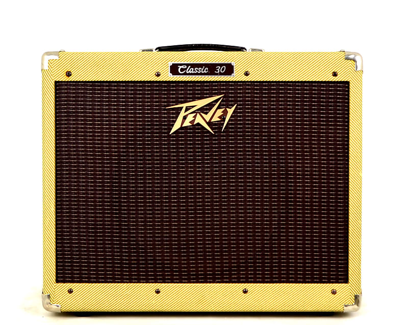 peavey classic 30 1x12 guitar combo 1990s music house reverb. Black Bedroom Furniture Sets. Home Design Ideas