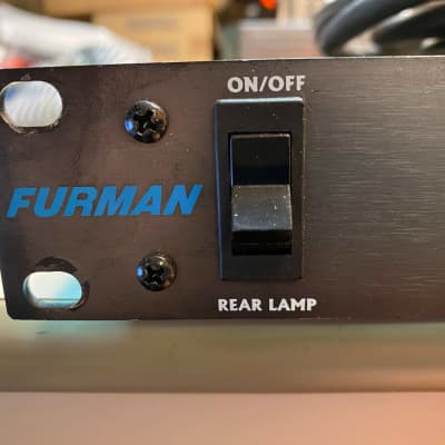 Furman PS-Pro 20 amp conditioner and Sequencer 2010 Black