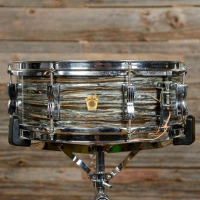 "Ludwig No. 908 Jazz Festival 5x14"" 8-Lug Snare Drum 1960 - 1969"