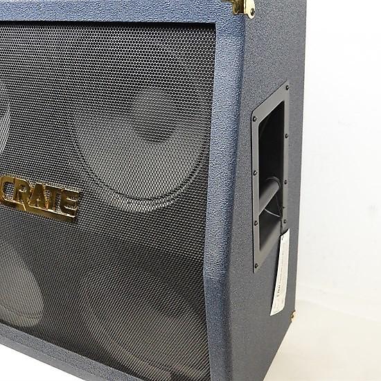 crate bv412s guitar speaker cabinet 4x12 reverb. Black Bedroom Furniture Sets. Home Design Ideas