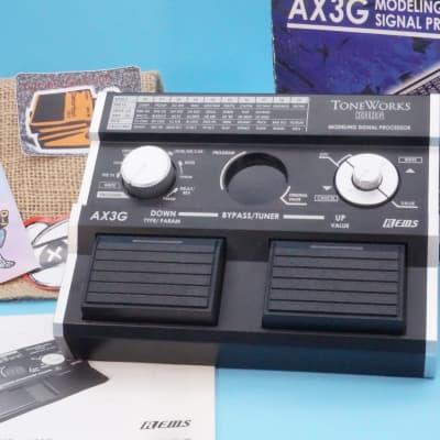 Korg ToneWorks AX3G w/Original Box | Fast Shipping!