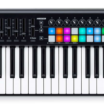 Novation Launchkey 49 MkII 49-Key USB MIDI Controller