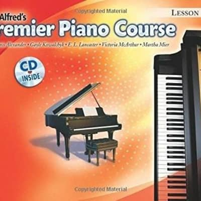 Alfred's Premier Course Lesson 1A