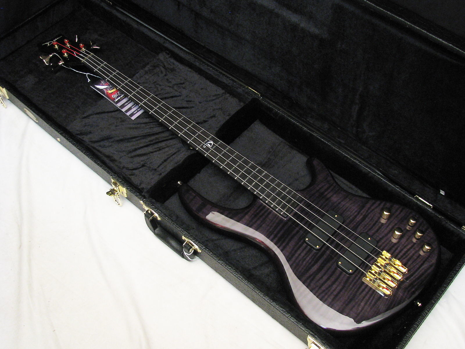 Dean Edge 4 Pj Electric Bass Guitar Classic Black Wiring Diagram Ep