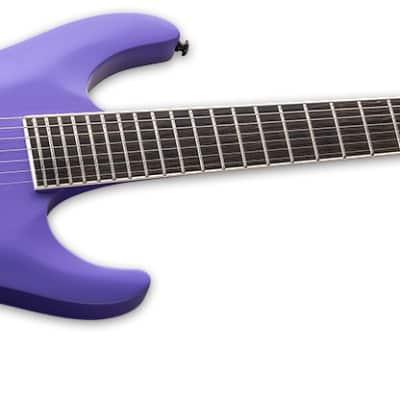 LTD Stephen Carpenter SC-607 Baritone Purple Satin for sale