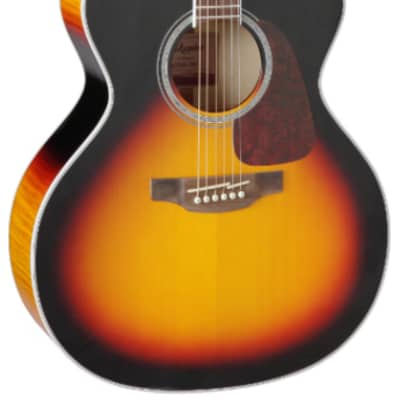 Takamine GJ72CE-BSB Jumbo Acoustic - Brown Sunburst for sale
