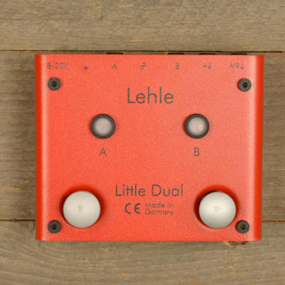 Lehle Little Dual Amp Switcher MINT image