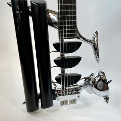 Teuffel Birdfish Custom 2019 Black / Silver with extras. Exceptional condition. for sale