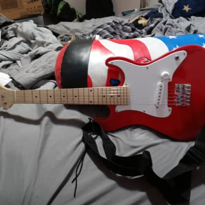 Bcp Electric 2018 Cherry Red