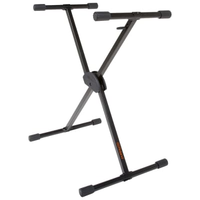 Roland KS-10X Adjustable X Keyboard Stand for Portable Keyboards