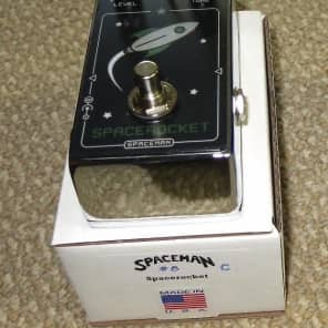 Spaceman Effects Spacerocket Silicon Fuzz