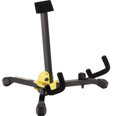 Hercules Stands DS550BB Series French Horn Stand with Carrying Bag Ds550Bb Stand And Bag