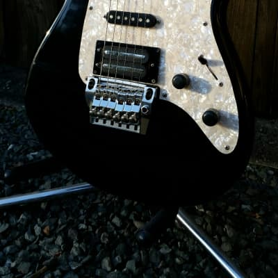 Ibanez Roadstar II RS440 1984 Black for sale
