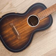 1930s Regal Square Neck Vintage Parlor Acoustic Slide Guitar