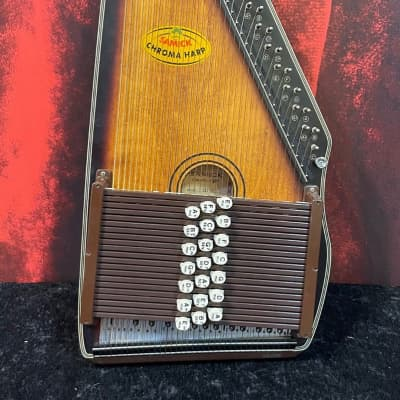 Samick CH-21 Chroma Harp (P60) for sale
