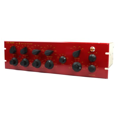 D.W. Fearn VT-4 Single Channel Tube Equalizer